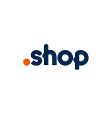 Logo domeny shop.
